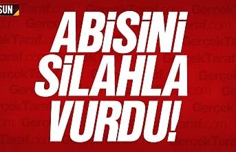 Samsun'da abisini vuran kişi kayıplara karıştı