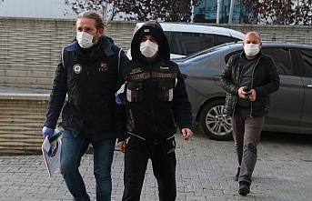 Samsun'da Irak uyruklu 11 DEAŞ şüphelisi yakalandı