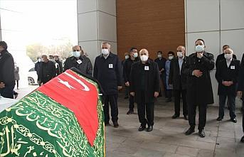 Samsun'da Kovid-19 nedeniyle hayatını kaybeden...