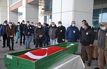 Samsun'da Kovid-19'dan hayatını kaybeden...