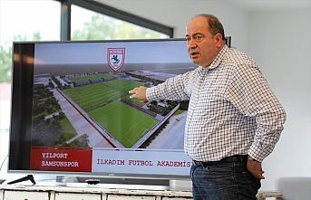 Samsunspor Kulübü Başkan Yardımcısı Mustafa...