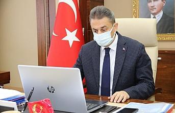 Sinop Valisi Karaömeroğlu, AA'nın