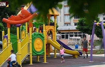 Tekkeköy Belediyesi projeleri ile örnek oluyor