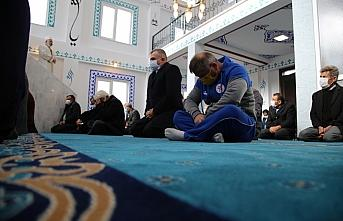 Tokat'ta cami açılışı