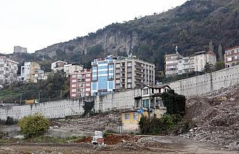TOKİ Başkanı Ömer Bulut Trabzon'da incelemelerde...
