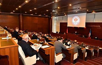 Trabzon Büyükşehir Belediye Meclisi aralık ayı...