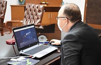 Zonguldak Valisi Mustafa Tutulmaz, AA'nın