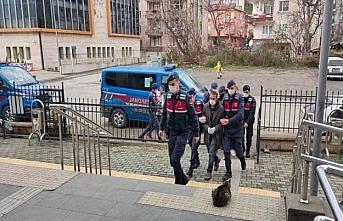 Zonguldak'ta motosiklet hırsızlığına 3 tutuklama