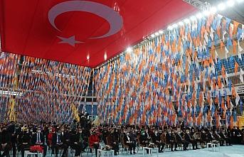 AK Parti Genel Merkez Kadın Kolları Başkanı Çam, Trabzon kongresinde konuştu: