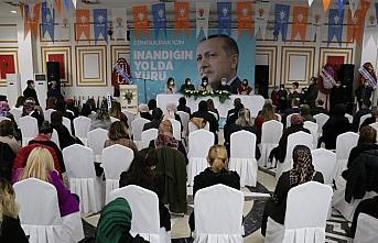 AK Parti Zonguldak Kadın Kolları Başkanlığı'na...