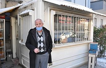 Amasya'da dükkandan içki ve sigara çalan 2 kişi...