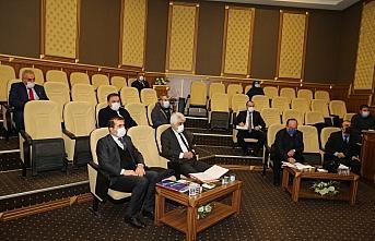 Artvin İl İstihdam ve Mesleki Eğitim Kurulu Toplantısı yapıldı