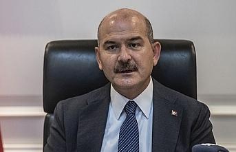 Bakan Soylu: Vali ve kaymakamlarımıza militan diyen Kılıçdaroğlu hakkında suç duyurusunda bulunacağız