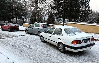 Bartın, Karabük ve Zonguldak'ta kar etkili oluyor