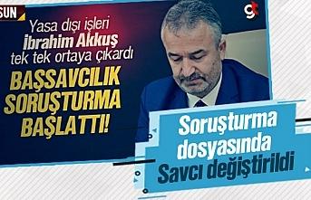 Başkan Osman Topaloğlu hakkında soruşturma izni veren savcıdan dosya alındı