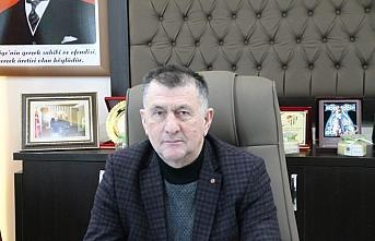 Çarşamba Ziraat Odası Başkanı Aydemir, 2020 yılını...