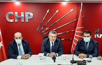 CHP Genel Başkan Yardımcısı Salıcı partisinin...