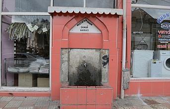 Çorum'da tarihi değere sahip 7 sokak çeşmesi restore edilecek