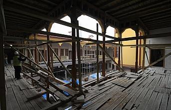 Çorum'daki 155 yıllık Osmanlı hanı turizme kazandırılacak