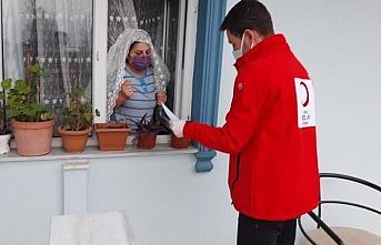 Düzce'de vatandaşların ihtiyaçları karşılanıyor