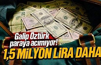 Galip Öztürk'ten Galatasaray'a 1,5 Milyon Lira Prim