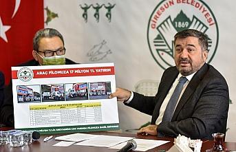 Giresun Belediye Başkanı Şenlikoğlu, 2020 yılını...