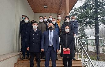 Gölyaka Orman İşletme Müdürlüğü'ne Hülya Birtürk atandı