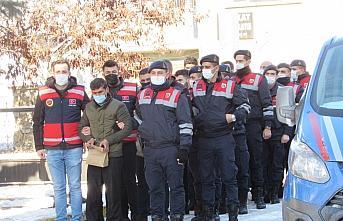 GÜNCELLEME - Samsun merkezli kablo hırsızlığı operasyonunda yakalananlardan 7'si tutuklandı