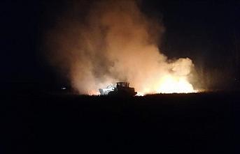 GÜNCELLEME - Samsun'da orman ve sazlıkta çıkan yangınlar söndürüldü