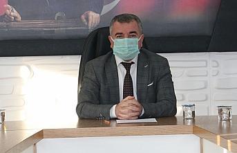 Havza'da yılın ilk belediye meclis toplantısı yapıldı