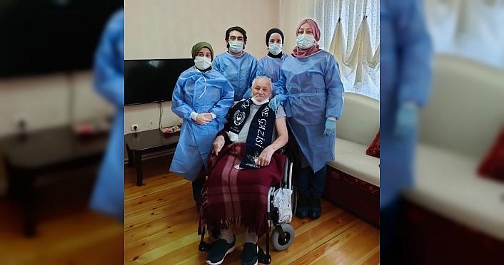 Karabük'te 3 bin kişiye CoronaVac aşısı yapıldı