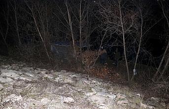 Karabük'te çay kenarına düşen kişi öldü