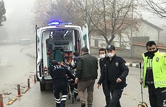 Karabük'te iki ayrı trafik kazasında 4 kişi yaralandı