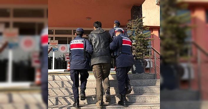 Karabük'te terör propagandası iddiasıyla bir kişi...