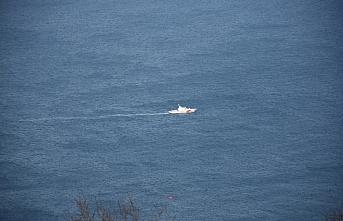 Karadeniz'de kuru yük gemisinin batması sonucu kaybolan...