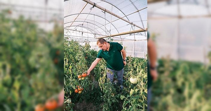 Kastamonu Belediye Başkanından evde susuz tarım...