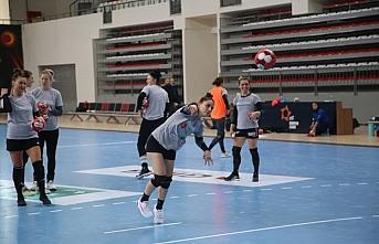 Kastamonu Belediyespor, Lada maçı hazırlıklarını...