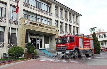 Kastamonu'da belediye ekipleri 200 bin tonun üzerinde...