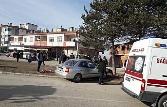 Kastamonu'da otomobil ağaca çarptı: 1 ölü