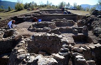 Kastamonu'daki Kahin Tepe kazıları heyecanlandırıyor