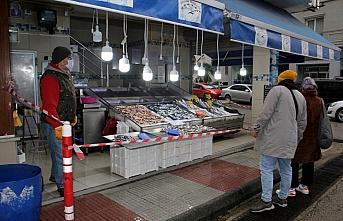 Kısmen durdurulan hamsi avı diğer balıkların fiyatlarını yükseltti