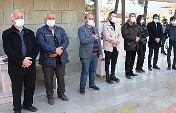 Merhum Asım Gültekin'in ağabeyi Kovid-19 nedeniyle...