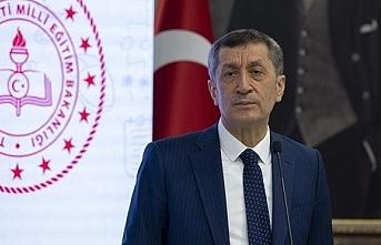 Milli Eğitim Bakanı Selçuk, '15 Şubat'ta...