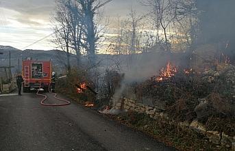 Ordu'da son 3 ayda 836 yangın meydana geldi