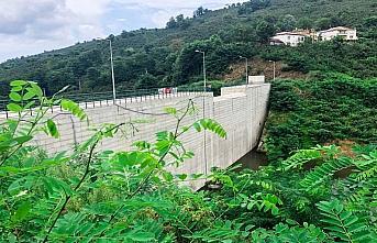 Ordu'ya son 18 yılda 3 baraj ve 1 gölet kazandırıldı