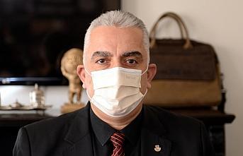 Öz Sağlık-İş Sendikası Genel Sekreteri Kayalı'dan...