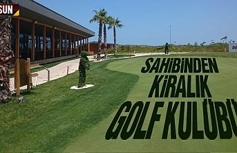 Sahibinden Kiralık Golf Kulübü