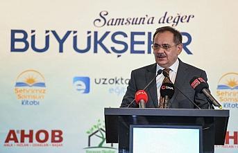 Samsun Büyükşehir Belediyesi gönüllü öğretmenlerle...