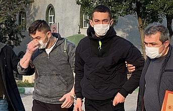 Samsun'da darbettikleri Irak uyruklu kişiyi...
