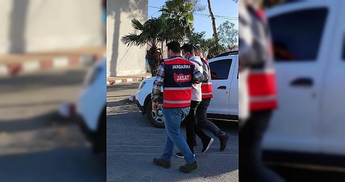 Samsun'da hapis cezası bulunan kişiyi JASAT ekipleri...